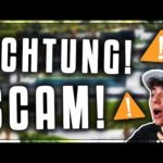 ACHTUNG! – SCAM!