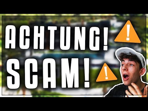 ACHTUNG! - SCAM!
