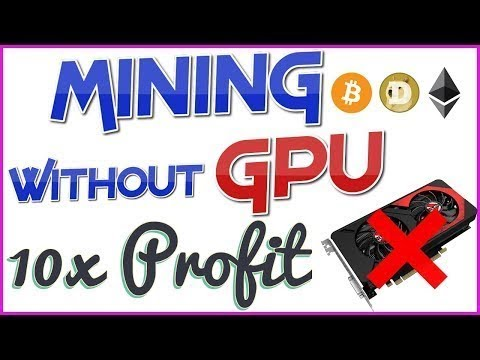 BITCOIN Mining WIth old Graphics cards !! (EASIEST METHOD Working 2018)