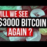 Feb 26,2018 Will We See $3000 Bitcoin Again
