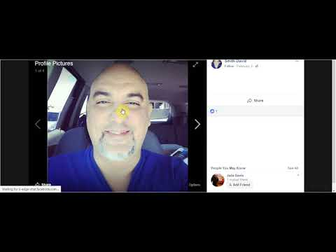 Smith David Scam on FaceBook Full Rundown   Lets Share   Connect with my minning and Binary Scam + I