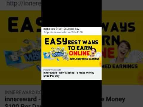 Make Money Online easily with innereward.com