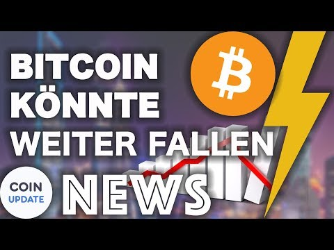 Bitcoin könnte weiter fallen | Julian Hosp, Mt. Gox - Krypto News 09.03.2018