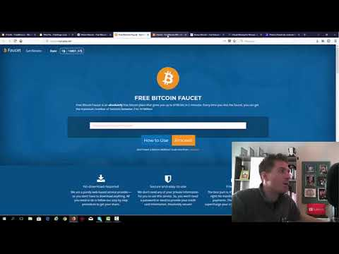 How To Get Free Bitcoin | Free Bitcoin Faucet. Genesis Mining Scam Or Not