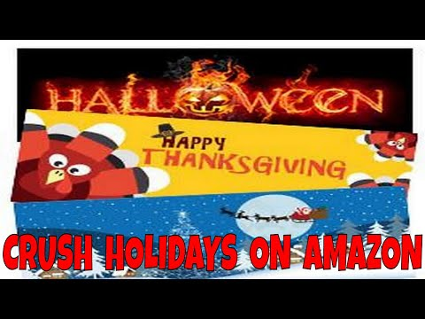 Crush Amazon Holiday Product Selection And Make Mo' Money!