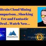 Bitcoin Cloud Mining Comparison Update 3-13-2018