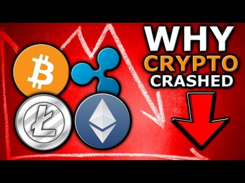 MARKET CRASH EXPLAINED? MT GOX + GOOGLE FUD? CRYPTOCURRENCY + BITCOIN BTC NEWS + PREDICTION 2018!