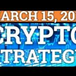 CRYPTO TRADING STRATEGY DURING MARKET CRASH! CRYPTOCURRENCY + BITCOIN BTC NEWS + PREDICTIONS 2018!