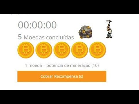 Bitcoin Mining Game FREE ganhar fácil sem fazer nada 2018