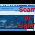 Hashperium   Review of Hashperium : Scam or Light ? By Technical R K