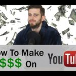 The 3 Steps To Make Money Online With Your Youtube Channel In 2018 (No Startup Cost)