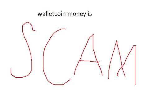 lol walletcoin money Scam