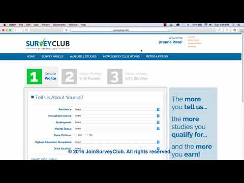 How To Make Money With Surveys 2017 -  Make Money Online - $250 With Surveys Daily.