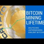 CRYPTO GOLD Bitcoin & Altcoin Mining Lifetime