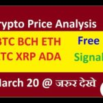 Bitcoin Ethereum Litecoin Bitcoin Cash Ripple Monero Stellar  ADA Price today On live  LyfeCrypto