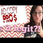 Make money posting ads online!! Ad Copy Pros!!