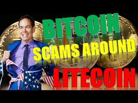 Keiser Report - Bitcoin Scams Around - Litecoin Showing Strength Since the Fork