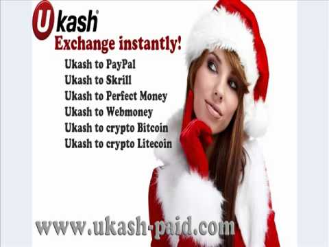 Ukash to crypto Litecoin exchange instantly.Top Up Litecoin wallet with Ukash online 24/7.