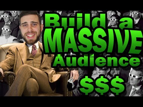 3 Ways To Build An Audience Fast To Make Money Online From Home In 2018