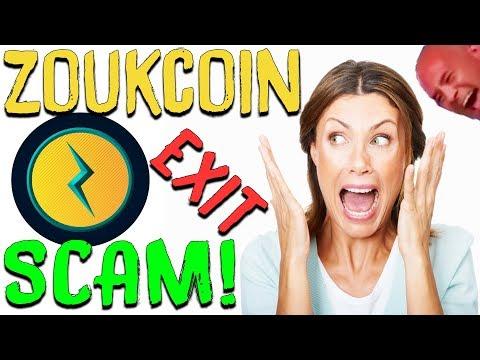 ZoukCoin (Exit Scam)