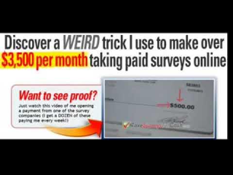 Best ways to make money online - quickest way to make money.