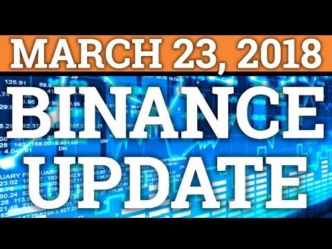BINANCE EXCHANGE NEWS! WANCHAIN WAN! BEST CRYPTOCURRENCY MARKET UPDATE + BITCOIN BTC CRASH NEWS 2018