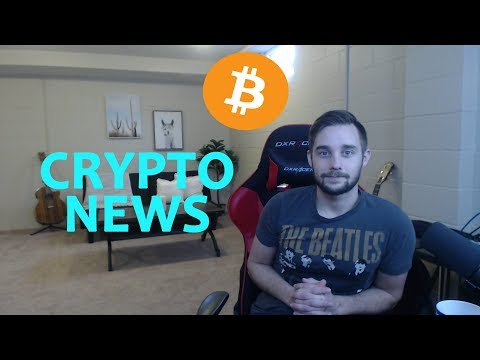 Crypto News - Bitcoin Market, Crypto Exchange Security, NEM Calls Off Search, Bitstamp Bought