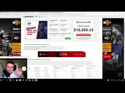 Hashflare Bitcoin Mining Contracts More Profitable Than Ever! (Giveawayday 250 $ In Bitcoin)