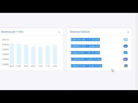 شرح تفصيلي لموقع Hashflare لتعدين البيتكوين 2018 (Bitcoin Cloud Mining)