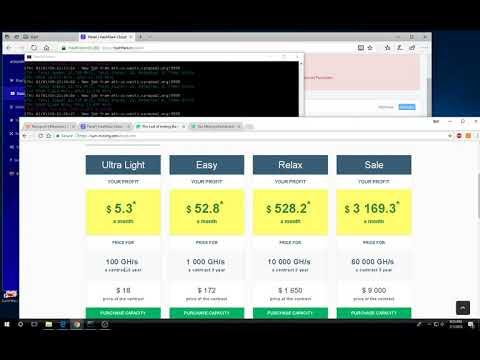 Hashflare Reborn Chrome Extension Bitcoin Cloud Mining, Sun-Mining & Other Cryptocurrencies