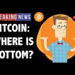 CRYPTO: WHERE IS BITCOIN BOTTOM? CRYPTOCURRENCY,  LITECOIN, ETHEREUM, MONERO, XRP RIPPLE NEWS 2018