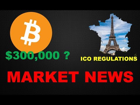 Crypto News: Bitcoin price prediction, Low transaction fees & France Regulations on ICO's