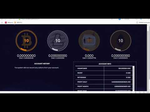 new free bitcoin mining oxtans.com 2018