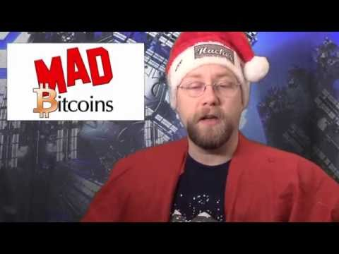 MadBitcoins #Bitcoin Christmas Special 2014 — with Poems, Bad Singing and more Poems