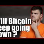 Will BItcoin price keep dropping ? Is Tether a scam? Crypto news !
