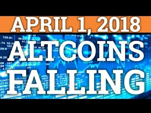 WHY ARE ALTCOINS LIKE TRON TRX STILL FALLING? BEST CRYPTOCURRENCY NEWS + BITCOIN BTC CRASH 2018