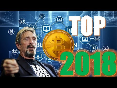Bitcoin & Blockchain And Cryptocurrency News Of March 2018 | John McAfee Analysis And Predictions