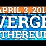 VERGE XVG! ETHEREUM ETH! BEST CRYPTOCURRENCY MARKET NEWS + BITCOIN BTC CRASH PRICE PREDICTION 2018