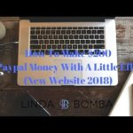 How To Make $200 In Paypal Money With A Little Effort (New Website 2018)