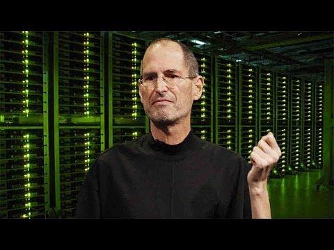Is Steve Jobs Mining Bitcoin?