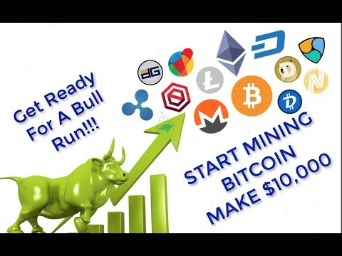 Bitcoin Mining Make $10,000 FAST Building These Programs