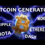 Bitcoin Generator – Claim 0.25 – 1 Bitcoin