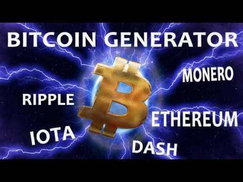 Bitcoin Generator - Claim 0.25 - 1 Bitcoin