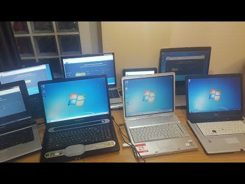 Ferma Minat acasa cu Laptopuri BITCoin ( Monero )