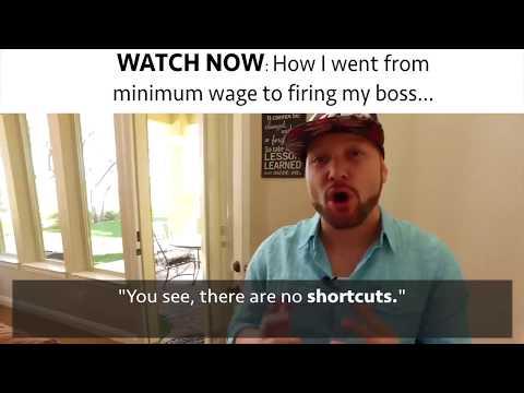 Make Money Online/Youtube-How I Fired My Boss…