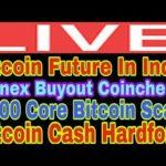 Live Bitcoin Future In India | Bitcoin Cash Hardfork | 2000 crore scam | crypto talk