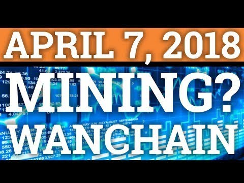 IS BITCOIN MINING PROFITABLE? WANCHAIN (WAN)! HASHFLARE + CRYPTOCURRENCY NEWS + BTC CRASH 2018