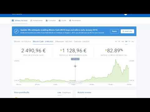 Le Cadeau De NoëL De Coinbase (Bitcoin Cash). Hashflare Mining Pools