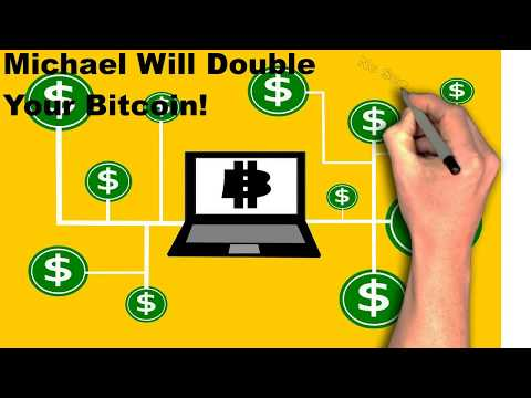 Bitcoin Doubler-The Real Deal-No Scam-No B/S-Real Bitcoins
