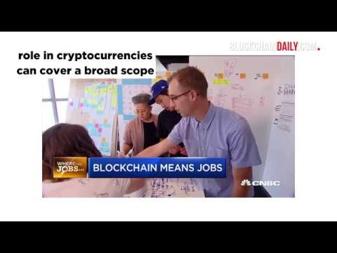 Interest in cryptocurrency job market fuelled by Bitcoin price